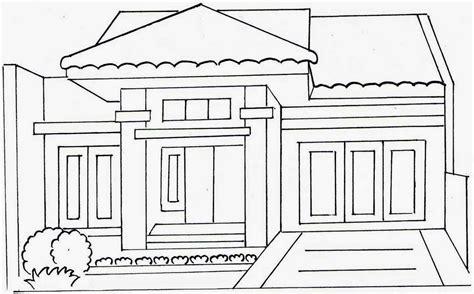 belajar mewarnai gambar rumah terbaru zakinawawi