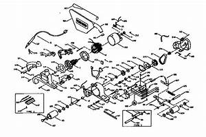 Porter Sander Parts