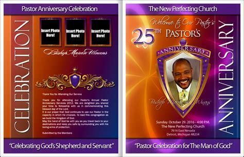 pastor anniversary program templates pastor anniversary program pastor anniversary 23908
