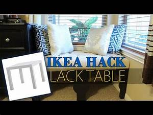Lack Tisch Hack : ikea hack lack table transformation diy youtube ~ Yasmunasinghe.com Haus und Dekorationen