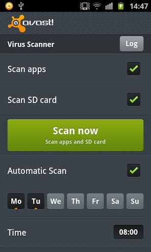 avast android 3 free antivirus apps for android phone with link