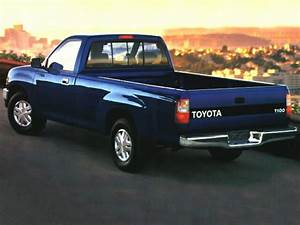 1996 Toyota T100 Reviews  Specs And Prices
