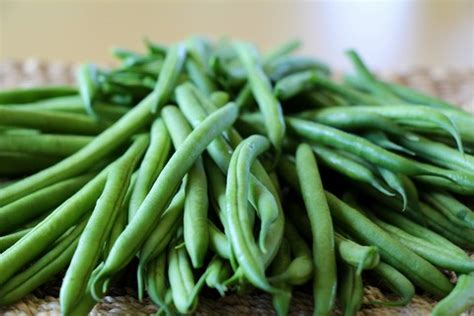 cuisiner haricots beurre haricots verts