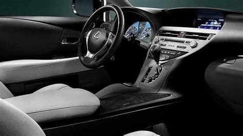 lexus suv rx 2017 interior 2017 lexus rx 350 redesign specs and price 2018 2019
