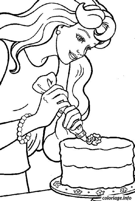dessin de cuisine à imprimer coloriage cuisine un gateau dessin