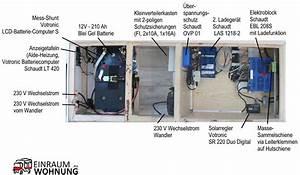 Elektroinstallation  U2022 Einraumwohnung