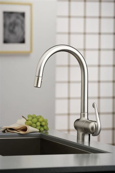 Faucet.com   32245SD0 in Stainless Steel by Grohe