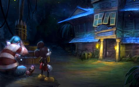 Ventureland Epic Mickey Wiki Fandom Powered By Wikia