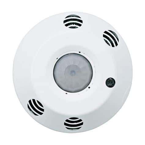 ceiling mount occupancy sensor home depot leviton provolt passive infrared ultrasonic 1000 sq ft