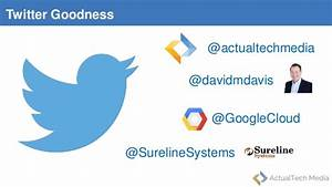 Twitter migrates some infrastructure on Google Cloud ...