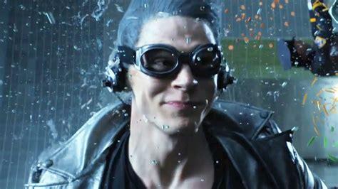quicksilver past future days apocalypse xmen movie return peters evan scene