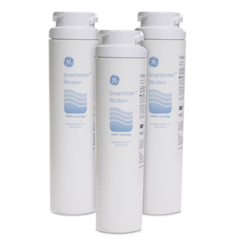 mswfpk ge mswfpk refrigerator water filter  pack ge appliances parts