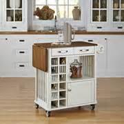 jcpenney kitchen furniture microwave carts kitchen trolleys breakfast bars jcpenney