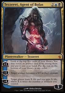 proxies for deck quot tezzeret thopter quot deckstats net