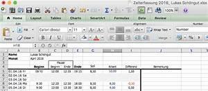 Stundensatz Berechnen Handwerk : sch n excel kostet vorlage bilder entry level resume ~ Themetempest.com Abrechnung