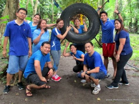 Amkor Technology Philippines | Team Building Venue: The ...