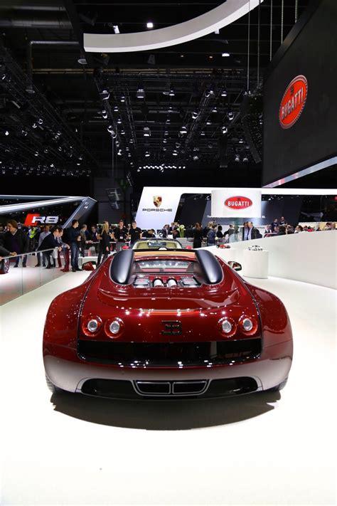 Fue adquirido por un adinerado cliente de oriente medio. Bugatti Veyron Grand Sport Vitesse La Finale Revealed: Live Photos And Video