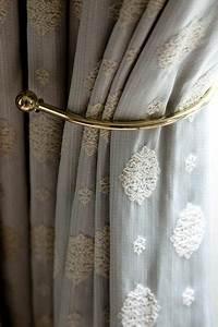 Embrasse Rideau Design : tieback embrasse rideaux col de cygne rideaux curtains pinterest col de cygne cygne ~ Teatrodelosmanantiales.com Idées de Décoration