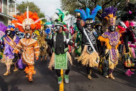 black leaders   iconic mardi gras parade