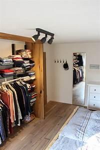 Begehbarer Kleiderschrank Planen : offener oder begehbarer kleiderschrank do it yourself ideen ~ Markanthonyermac.com Haus und Dekorationen