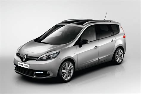 2014 Renault Scenic Limited Launched In Uk Autonews 1