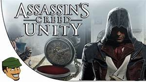 Assassin's Creed Unity - Arno Pocket Watch Special Offer ...
