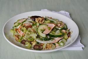 Salat Mit Geräuchertem Lachs : fenchel gurken salat mit lachs und datteln von ars vivendi ~ Orissabook.com Haus und Dekorationen