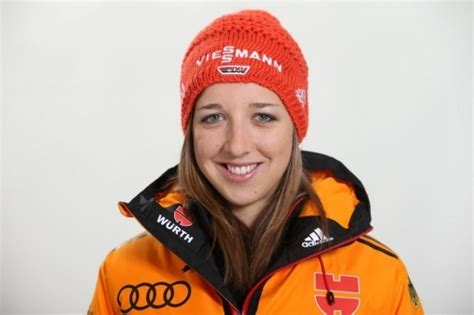 Franziska preuß is a biathlete who has competed for germany. Deutscher Skiverband News