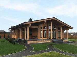 Haus Kaufen Polen : holzhaus stels 120 m massives kantholz mit profil ~ Lizthompson.info Haus und Dekorationen