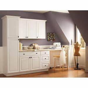 22 best master bathroom center cabinets images on pinterest With what kind of paint to use on kitchen cabinets for 3 foot candle holder
