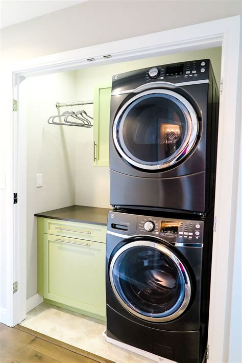 Compact Stackable Washer And Dryer Set  Trend Mode of