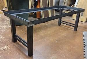 Metal Frame – Round Wood Studio