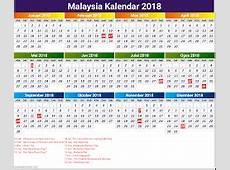 Kalendar 2018 malaysia Download 2019 Calendar Printable