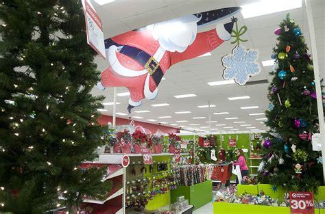 target    christmas creep   time