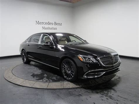 The name pays homage to the past with a luxury brand. 2020 Mercedes-Benz S-Class Maybach S 650 Sedan RWD for ...