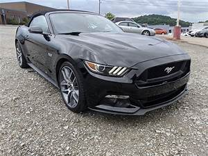 Pre-Owned 2016 Ford Mustang GT Premium in Shadow Black | Greensburg | #F82531A