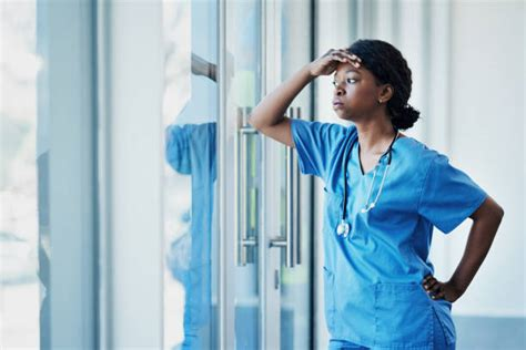 nurses overworked stock  pictures royalty