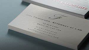 raised print business cards vistaprintca With raised lettering business cards