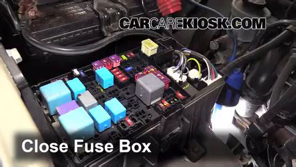 2008 Tacoma Fuse Box Diagram by Replace A Fuse 2005 2015 Toyota Tacoma 2008 Toyota