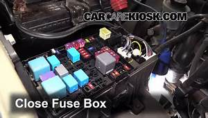 Blown Fuse Check 2005-2015 Toyota Tacoma