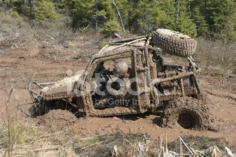 Off Road Buggy Stuck In The Mud Stock Photos Freeimagescom