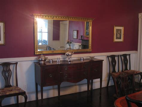 Paint Color Ideas For Dining Room With Chair Rail At Home