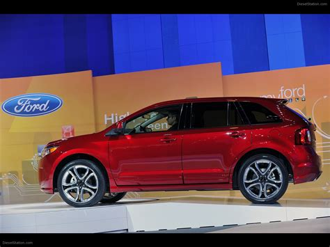 Ford Edge Sport 2018 Exotic Car Picture 01 Of 58 Diesel