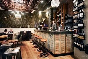 Bar Style Industriel : nice cote magazine le magazine style de vie ~ Teatrodelosmanantiales.com Idées de Décoration
