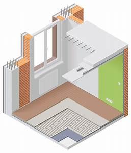 Repair Of Damaged Underfloor Heating Pipe  Per Location