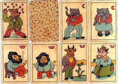 Laikmeta liecība - spēļu kārtis - Spoki