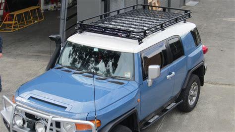 Toyota Roof Rack by Toyota Fj Cruiser Roof Racks