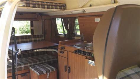 classic  volkswagen vw westfalia camper van bus