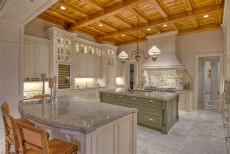 stunning mediterranean kitchen designs