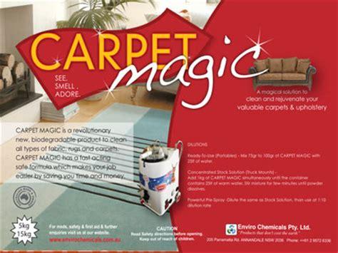 Carpet Magic (powder)  Carpets & Upholstery Cleaner